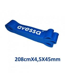 Lateks Güç Bandı 45 Mm Mavi