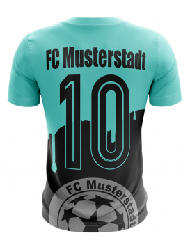 DUEL11 DIGITAL FUSSBALL TRIKOT - DF1280