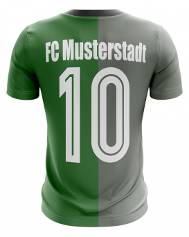DUEL11 DIGITAL FUSSBALL TRIKOT - DF1279