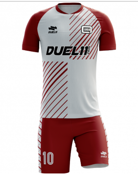 DUEL11 DIGITAL FUSSBALL TRIKOT - DF1277