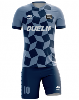 DUEL11 DIGITAL FUSSBALL TRIKOT - DF1282