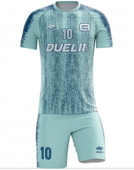 DUEL11 DIGITAL FUSSBALL TRIKOT - DF1284