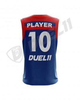 DUEL11 DIGITAL BASKETBALL TRIKOT - DB2101