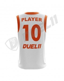 DUEL11 DIGITAL BASKETBALL TRIKOT - DB2110