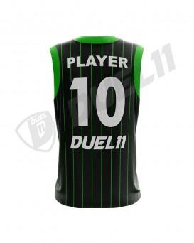 DUEL11 DIGITAL BASKETBALL TRIKOT - DB2112