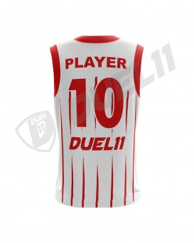 DUEL11 DIGITAL BASKETBALL TRIKOT - DB2114