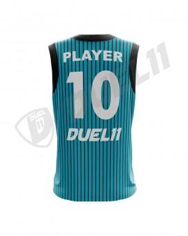 DUEL11 DIGITAL BASKETBALL TRIKOT - DB2115