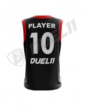 DUEL11 DIGITAL BASKETBALL TRIKOT - DB2116
