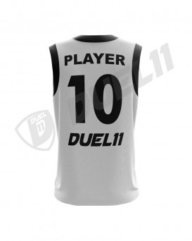 DUEL11 DIGITAL BASKETBALL TRIKOT - DB2118