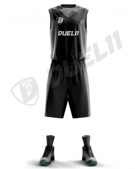 DUEL11 DIGITAL BASKETBALL TRIKOT - DB2102