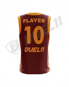DUEL11 DIGITAL BASKETBALL TRIKOT - DB2120