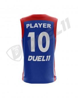 DUEL11 DIGITAL BASKETBALL TRIKOT - DB2121