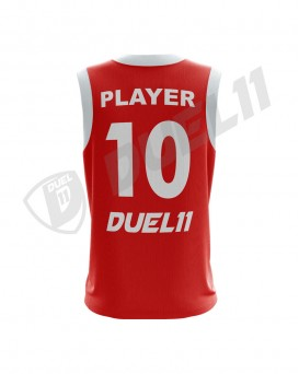 DUEL11 DIGITAL BASKETBALL TRIKOT - DB2122