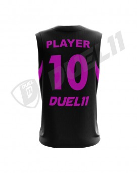 DUEL11 DIGITAL BASKETBALL TRIKOT - DB2124