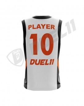 DUEL11 DIGITAL BASKETBALL TRIKOT - DB2125