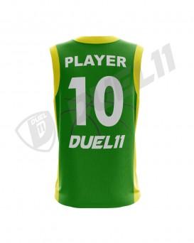 DUEL11 DIGITAL BASKETBALL TRIKOT - DB2126