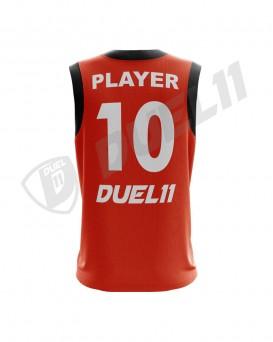 DUEL11 DIGITAL BASKETBALL TRIKOT - DB2129
