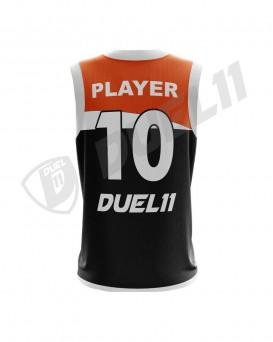 DUEL11 DIGITAL BASKETBALL TRIKOT - DB2103