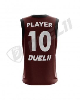 DUEL11 DIGITAL BASKETBALL TRIKOT - DB2130