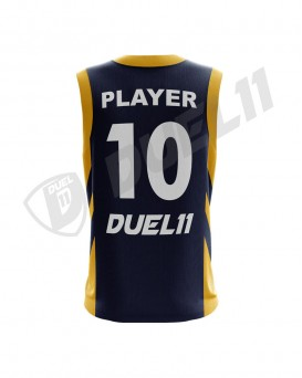 DUEL11 DIGITAL BASKETBALL TRIKOT - DB2131