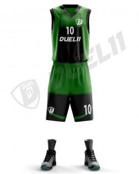 DUEL11 DIGITAL BASKETBALL TRIKOT - DB2132