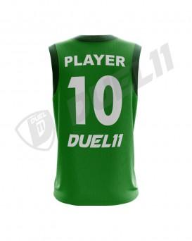 DUEL11 DIGITAL BASKETBALL TRIKOT - DB2133