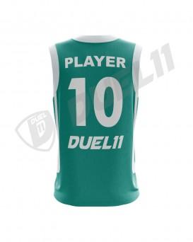 DUEL11 DIGITAL BASKETBALL TRIKOT - DB2134