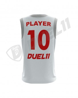 DUEL11 DIGITAL BASKETBALL TRIKOT - DB2136