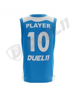 DUEL11 DIGITAL BASKETBALL TRIKOT - DB2137