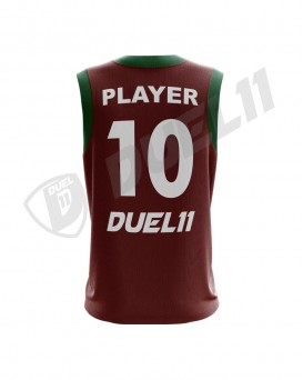 DUEL11 DIGITAL BASKETBALL TRIKOT - DB2138