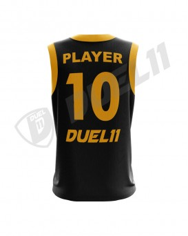 DUEL11 DIGITAL BASKETBALL TRIKOT - DB2139