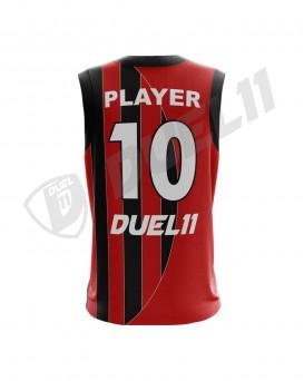 DUEL11 DIGITAL BASKETBALL TRIKOT - DB2104