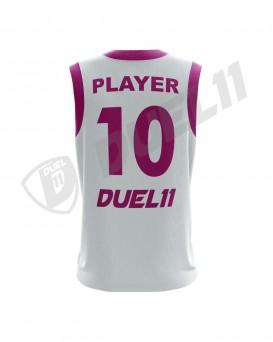 DUEL11 DIGITAL BASKETBALL TRIKOT - DB2140