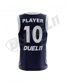 DUEL11 DIGITAL BASKETBALL TRIKOT - DB2142