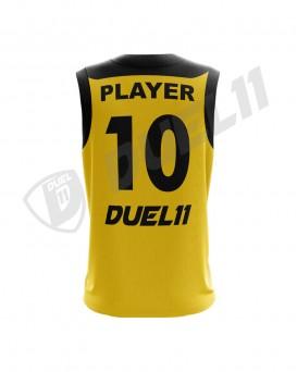 DUEL11 DIGITAL BASKETBALL TRIKOT - DB2143