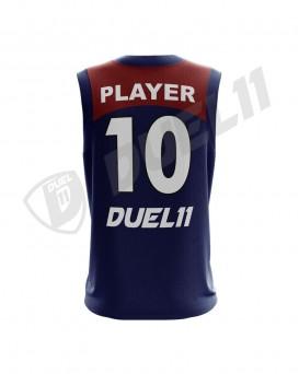 DUEL11 DIGITAL BASKETBALL TRIKOT - DB2107