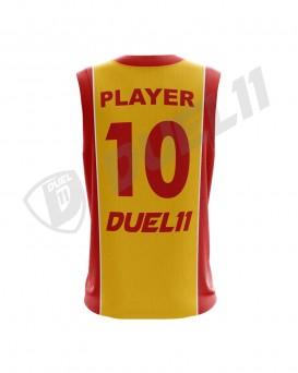 DUEL11 DIGITAL BASKETBALL TRIKOT - DB2108