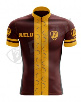 DUEL11 DIGITAL RADSPORT TRIKOT - DB3115