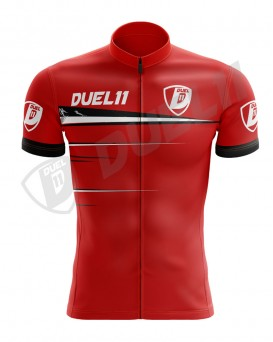 DUEL11 DIGITAL RADSPORT TRIKOT - DB3104