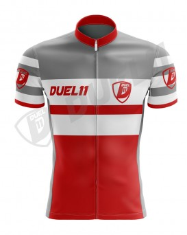 DUEL11 DIGITAL RADSPORT TRIKOT - DB3106