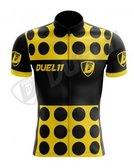 DUEL11 DIGITAL RADSPORT TRIKOT - DB3107