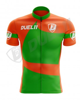DUEL11 DIGITAL RADSPORT TRIKOT - DB3109