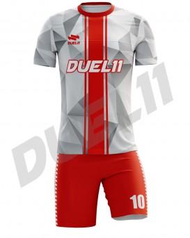 DUEL11 DIGITAL FUSSBALL TRIKOT - DF1211