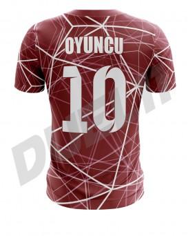 DUEL11 DIGITAL FUSSBALL TRIKOT - DF1213