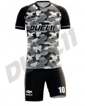 DUEL11 DIGITAL FUSSBALL TRIKOT - DF1221