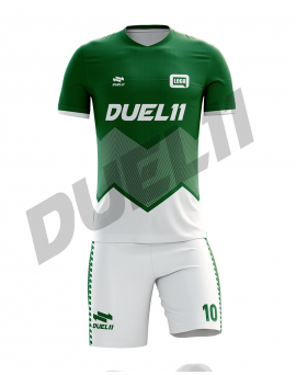 DUEL11 DIGITAL FUSSBALL TRIKOT - DF1263