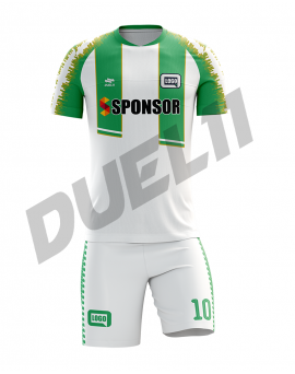 DUEL11 DIGITAL FUSSBALL TRIKOT - DF1264
