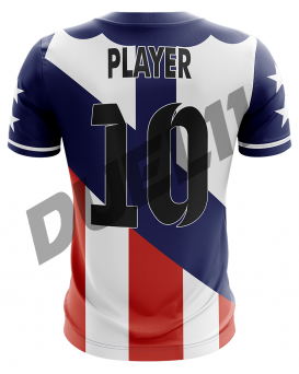 DUEL11 DIGITAL FUSSBALL TRIKOT - DF1269