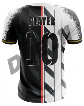 DUEL11 DIGITAL FUSSBALL TRIKOT - DF1276