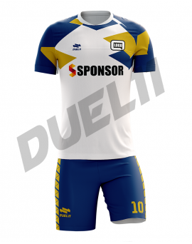 DUEL11 DIGITAL FUSSBALL TRIKOT - DF1270